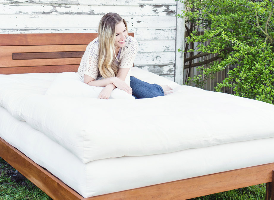 Comfortable Futon Mattress Toppers