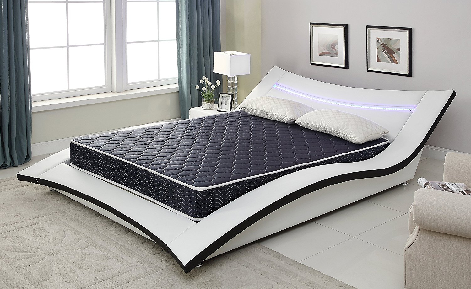 Image of: Contemporary Full Size Foam Mattress