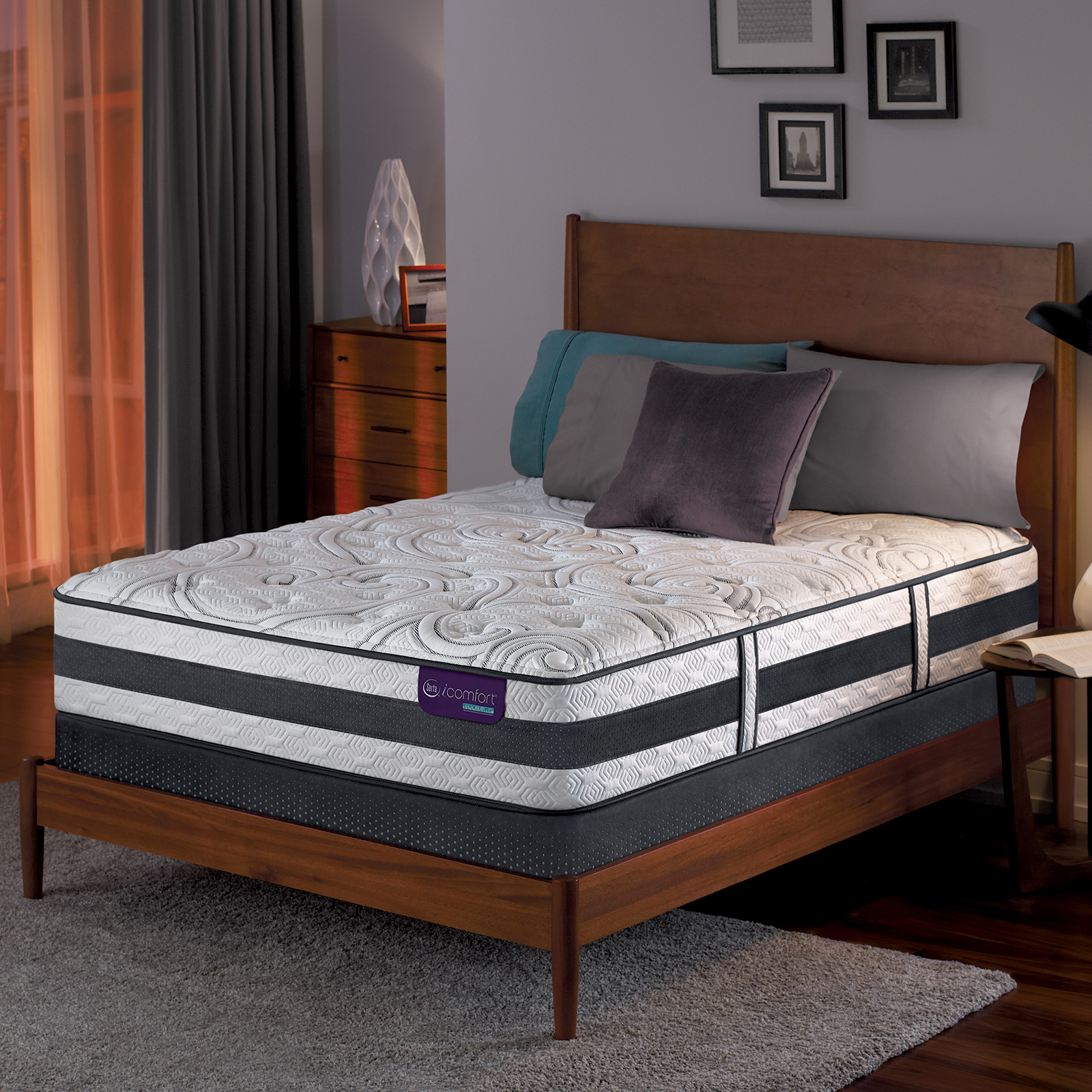 Image of: Contemporary Twin XL Mattress