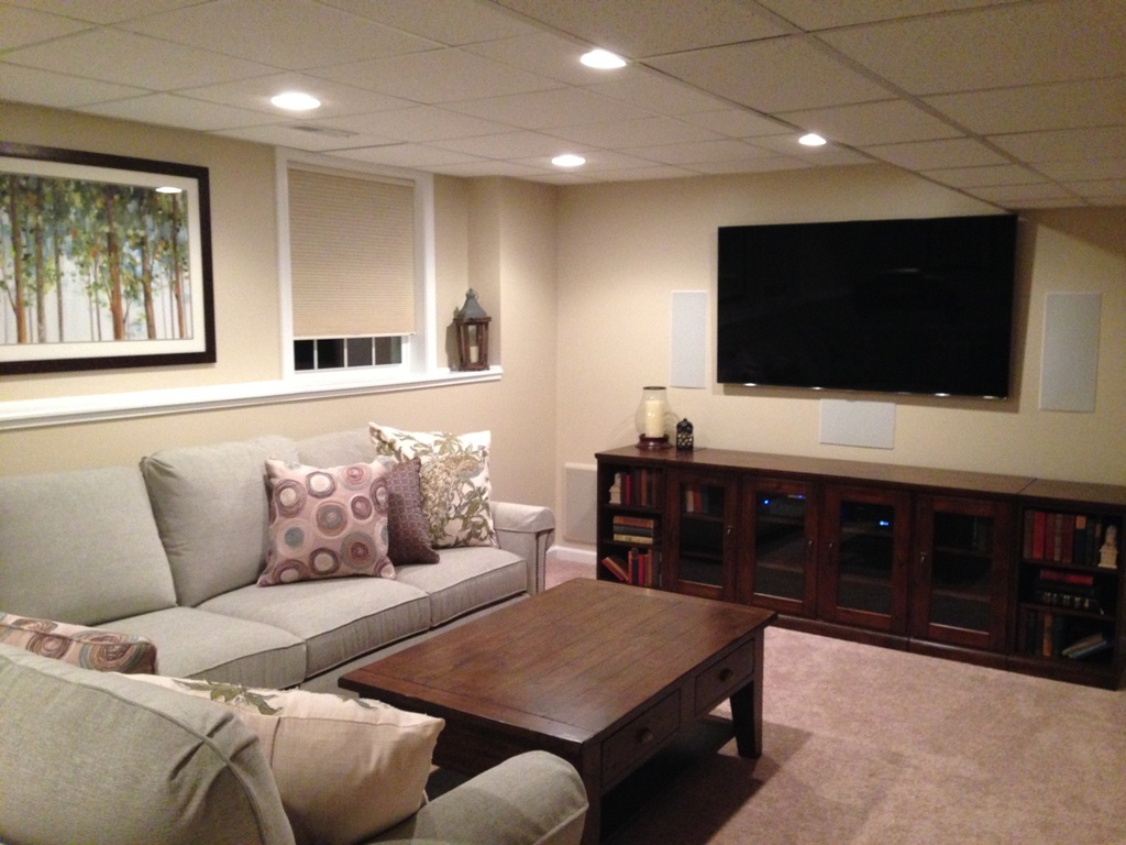 Picture of: Cool How to Remodel a Basement