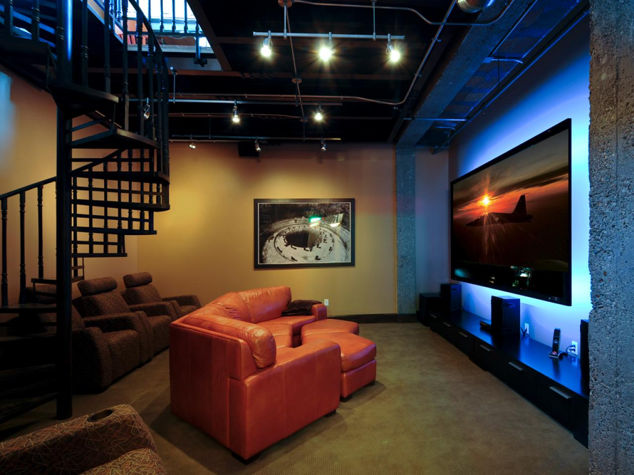 Picture of: Cozy Basement Design Tool