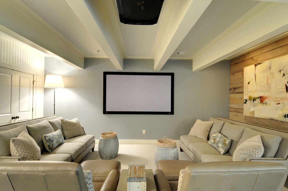Image of: Cozy Basement Wall Paint Sealer