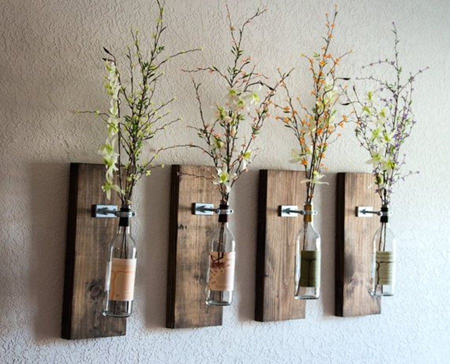 Creative Modern Rustic Wall Decor