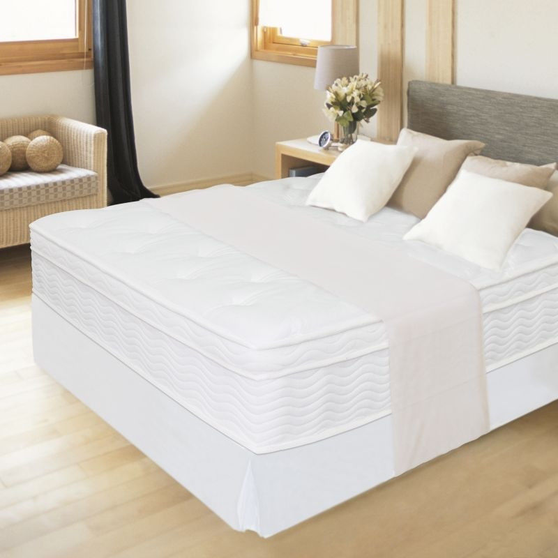 Image of: Cute Full Size Mattress and Box Spring