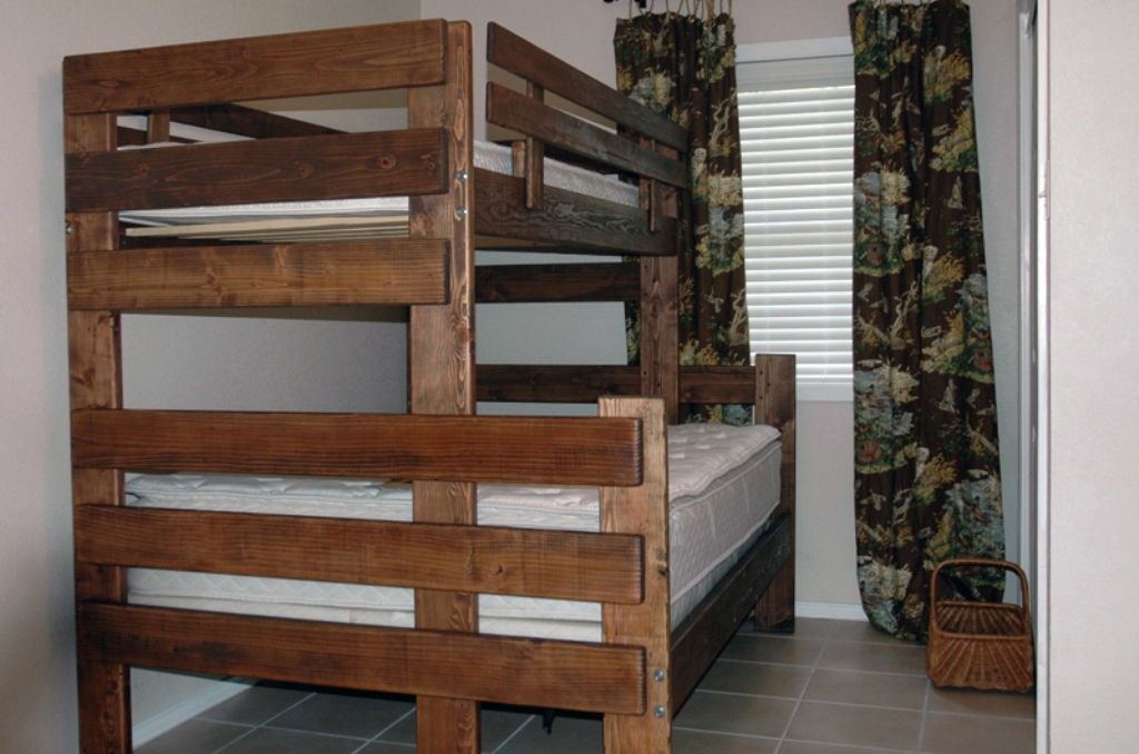 Cute Twin Bunk Bed Mattress