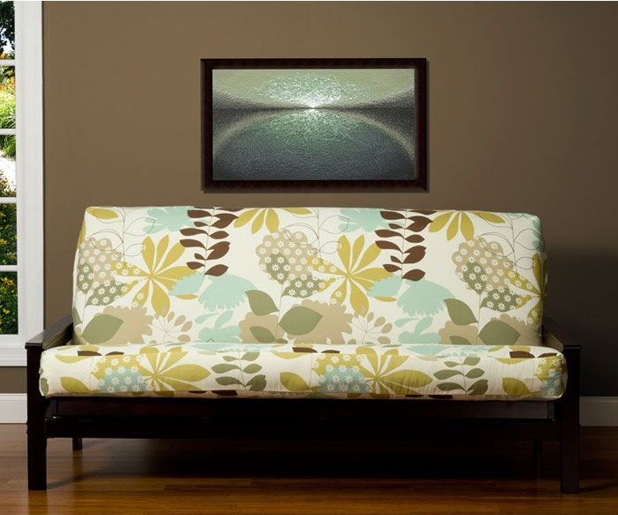 Decorative Full Size Futon Mattress Cover