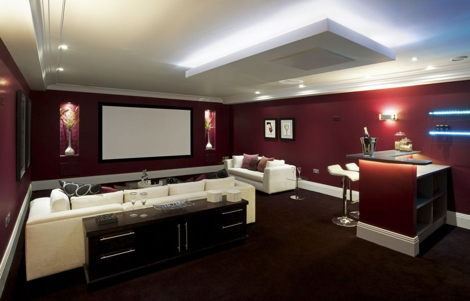 Image of: Elegant And Best Basement Remodeling Ideas