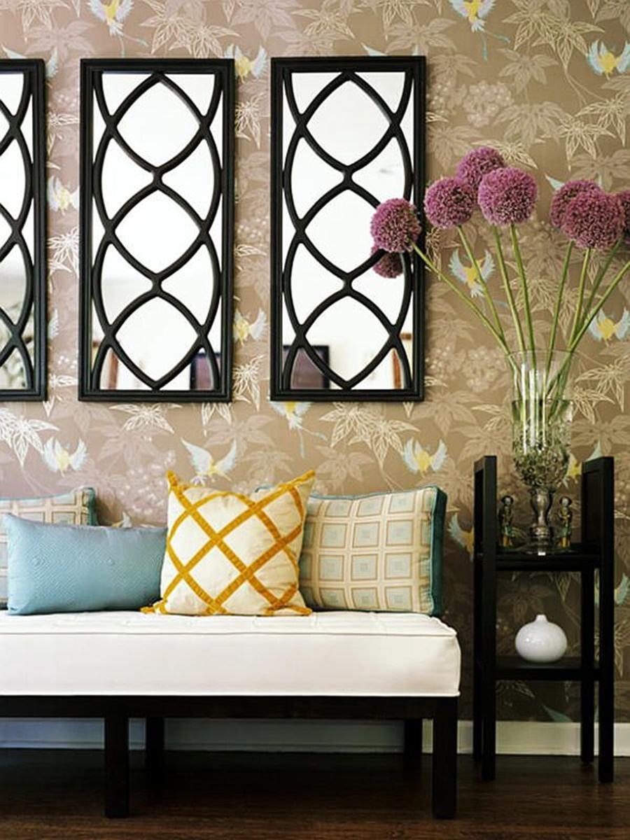 Elegant Decorative Wall Mirrors