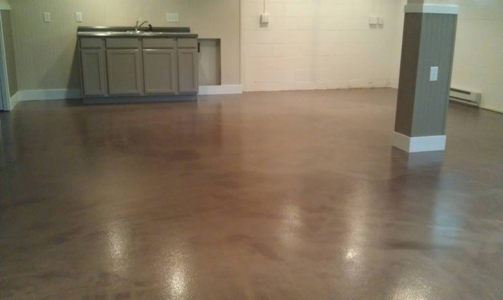 Image of: Epoxy Basement Floor Paint and Primer in One