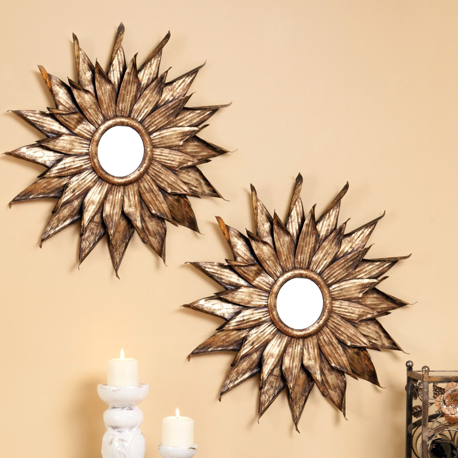 Image of: Fantastic Decorative Wall Mirrors