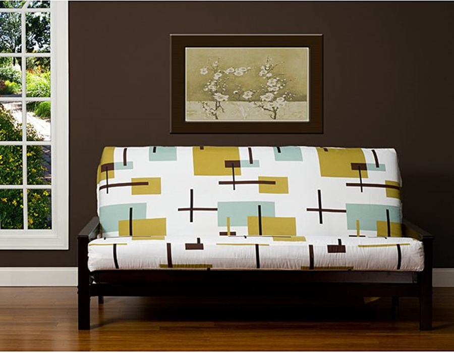 Fantastic Full Size Futon Mattress Cover