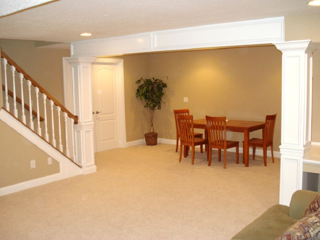 Finished Basement Paint Colors Ideas