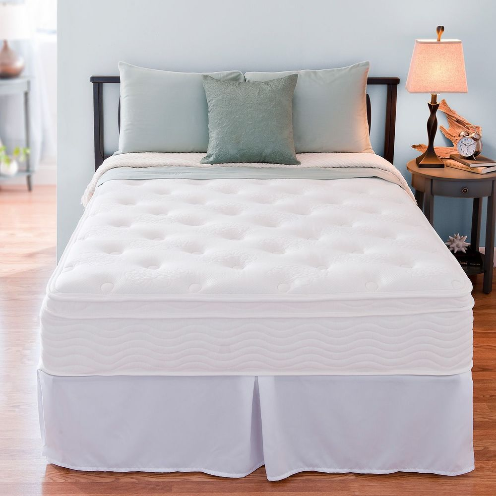Image of: Full Size Mattress and Box Spring Design