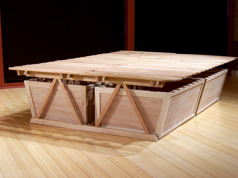 Image of: Full Size Mattress and Box Spring Frame
