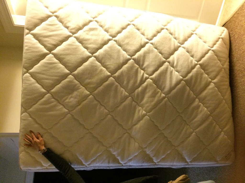 Full Size Mattress Cover And Pad