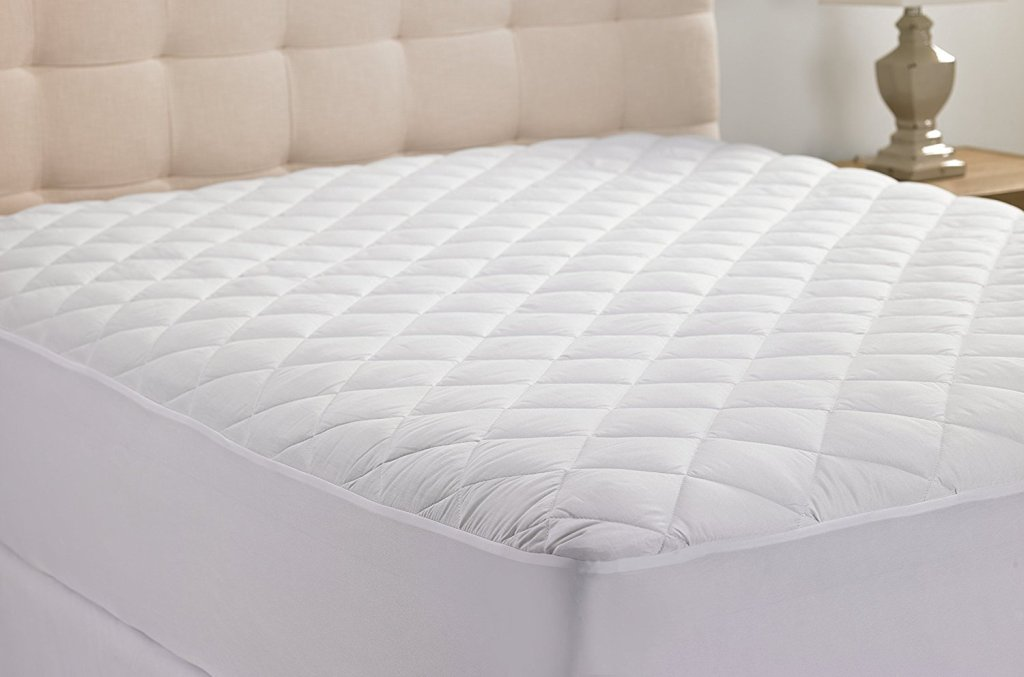 Image of: Full Size Mattress Cover Sheet