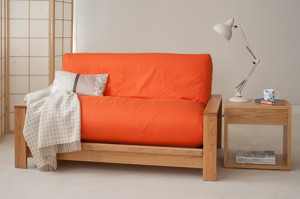 Futon Mattress Covers Orange