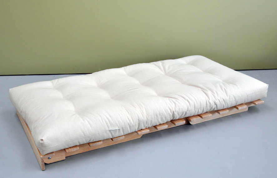 Futon Mattress Covers White