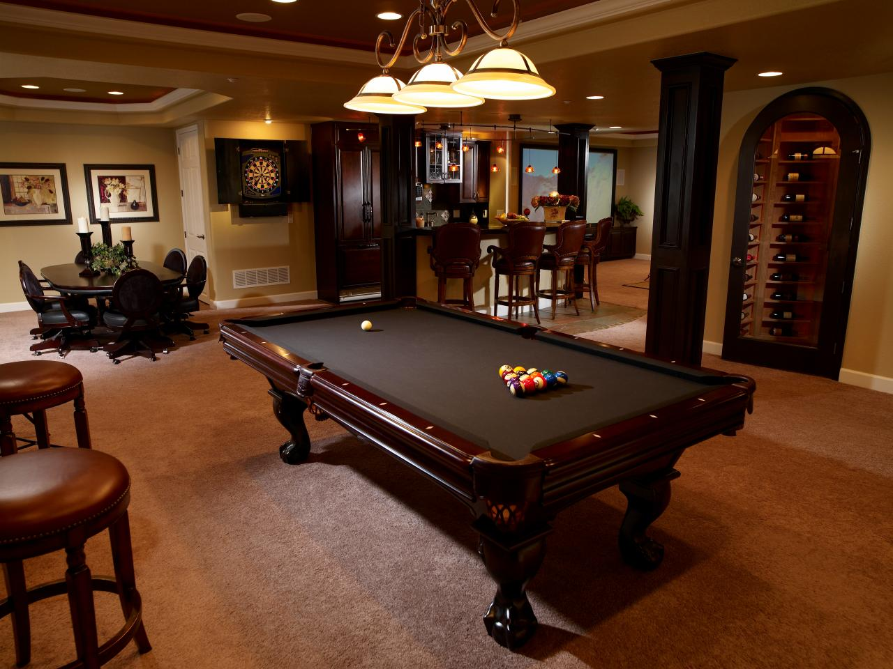 Picture of: Games Room Basement Design Tool