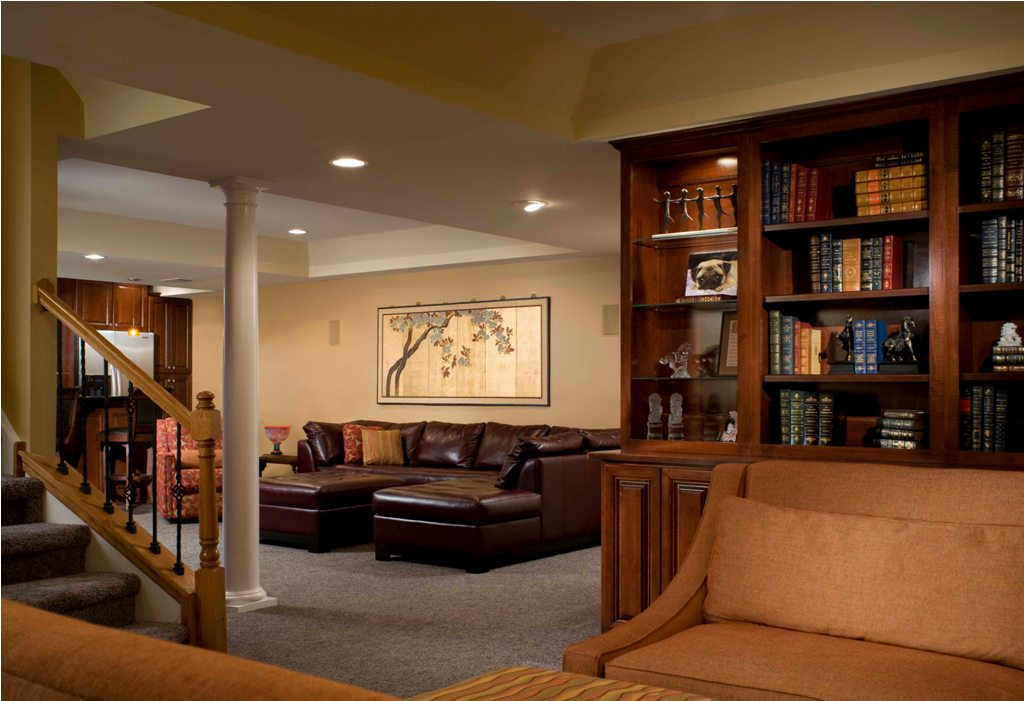 Picture of: Great How to Remodel a Basement