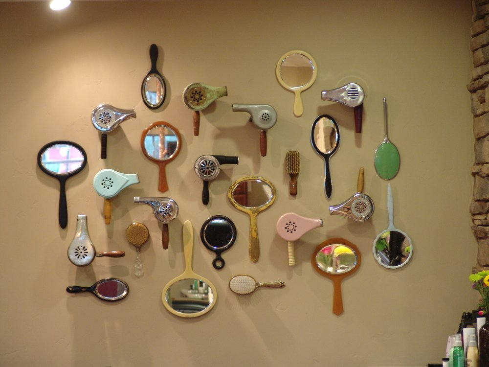 Hand Mirror Wall Decor And Art