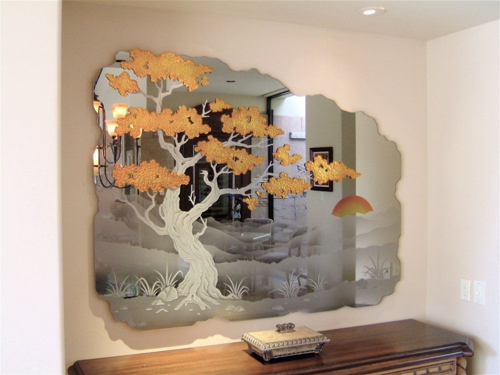 Hand Mirror Wall Decor And More