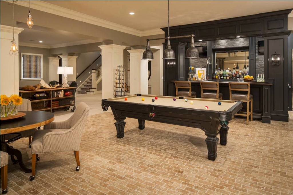 Picture of: How to Remodel a Basement Ideas