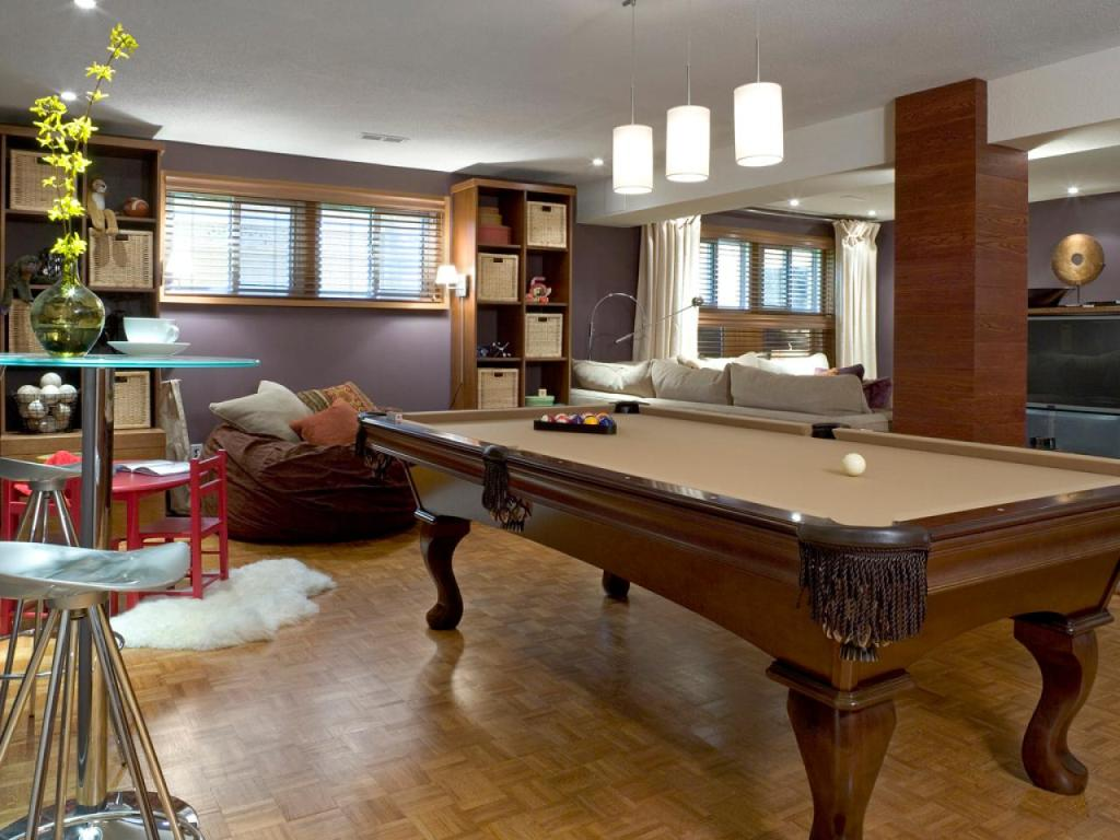 Picture of: How to Remodel a Basement Small