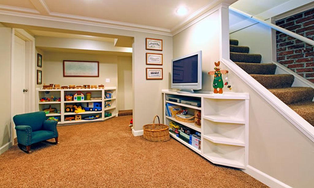 Picture of: How to Remodel a Basement