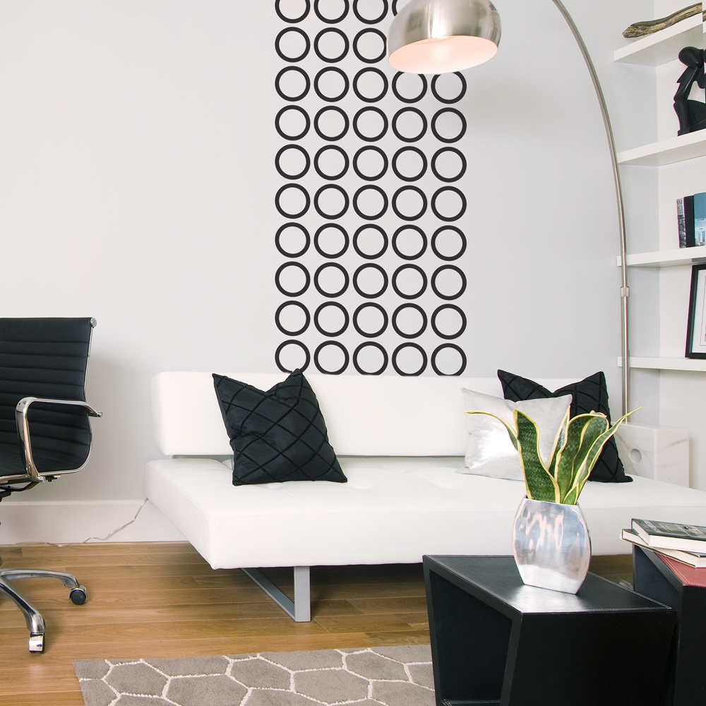 Image of: Ikea Modern Contemporary Wall Decor