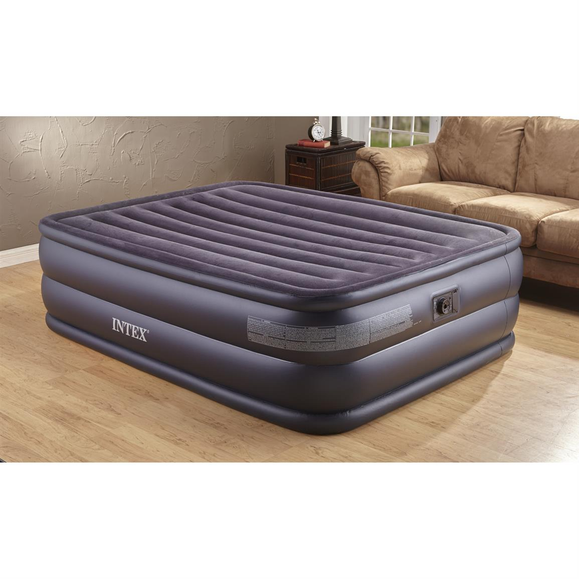 Intex Queen Blow Up Mattress