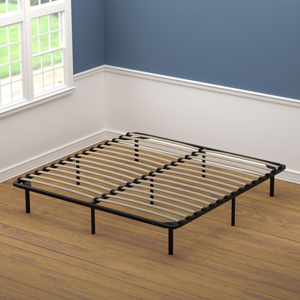 Image of: King Size Mattress Frame Review