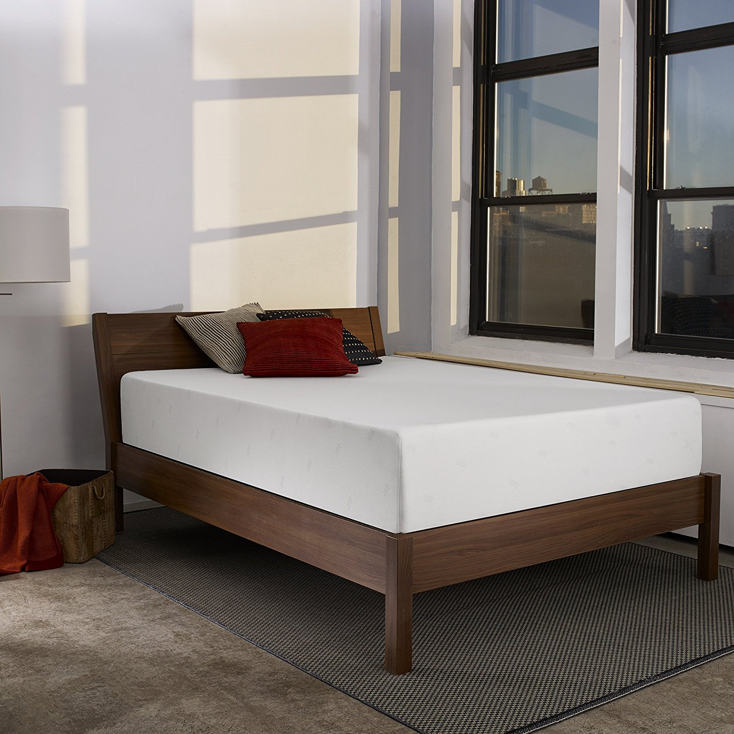 King Size Memory Foam Mattress Design