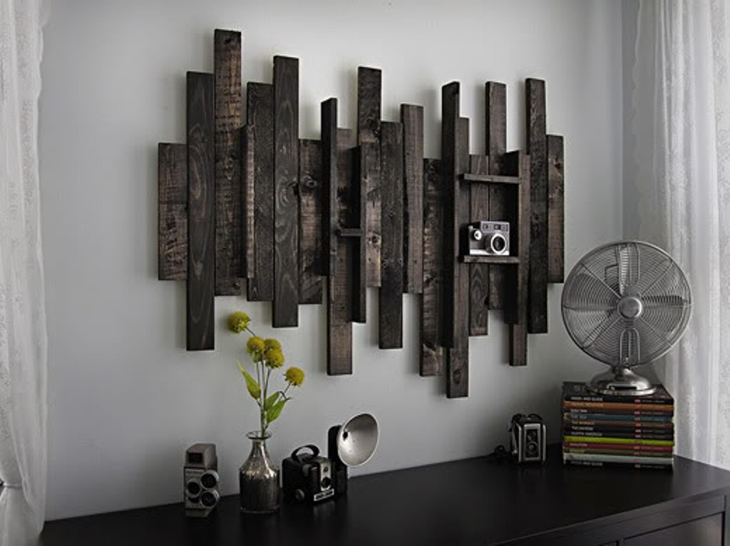 Large Rustic Wall Decor For Bedroom