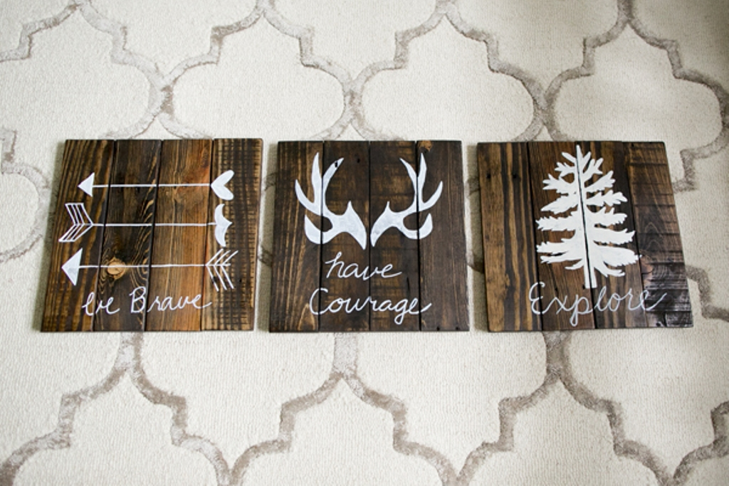 Large Rustic Wall Decor For Sale
