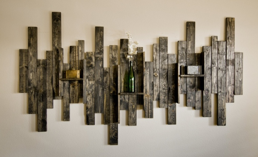 Large Rustic Wall Decor Metal
