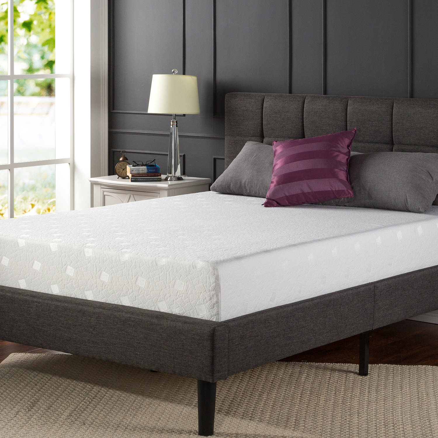 Image of: Memory Foam Futon Mattress Models
