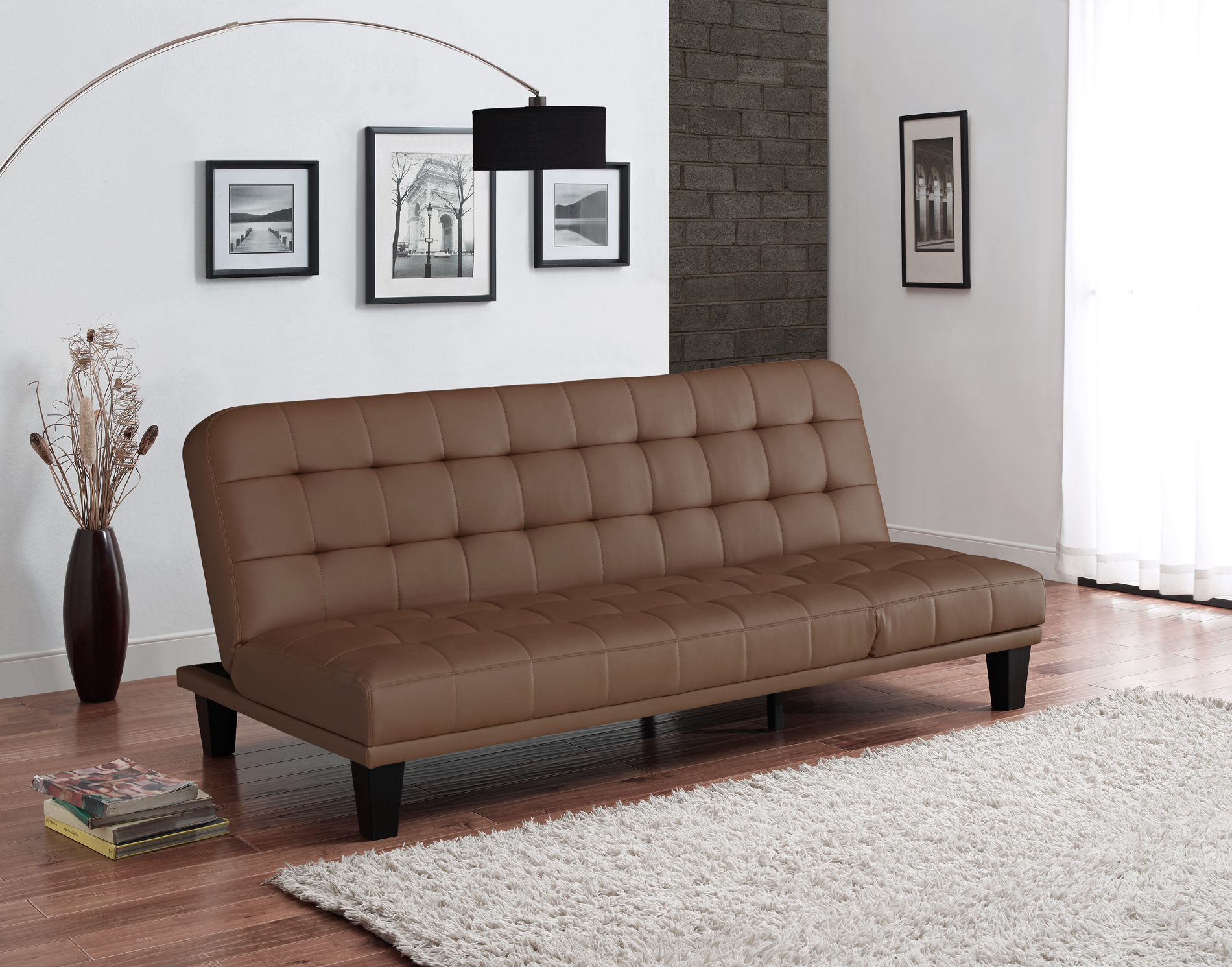 Image of: Memory Foam Futon Mattress Sets