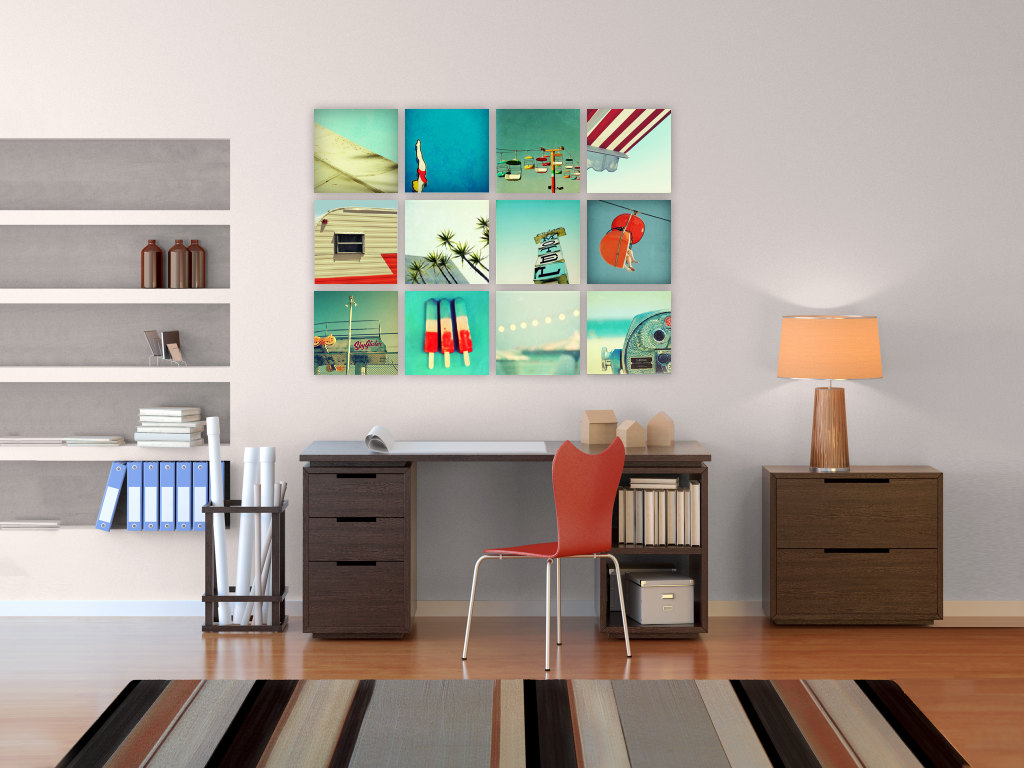 Mid Century Modern Wall Decor Ideas