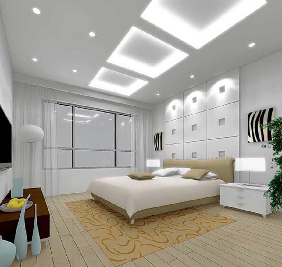 Picture of: Modern Basement Lighting Options