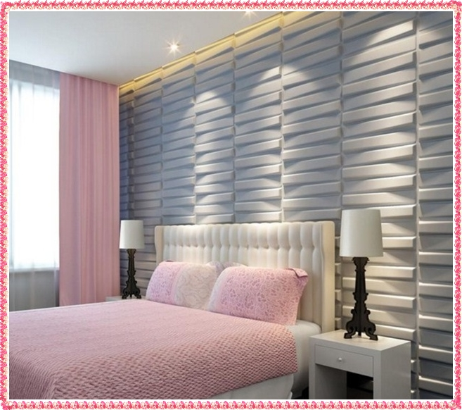 Image of: Modern Bedroom Wall Decor Awesome