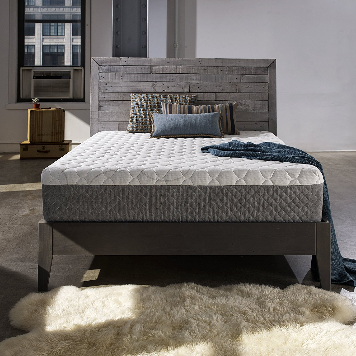 Modern California Queen Mattress