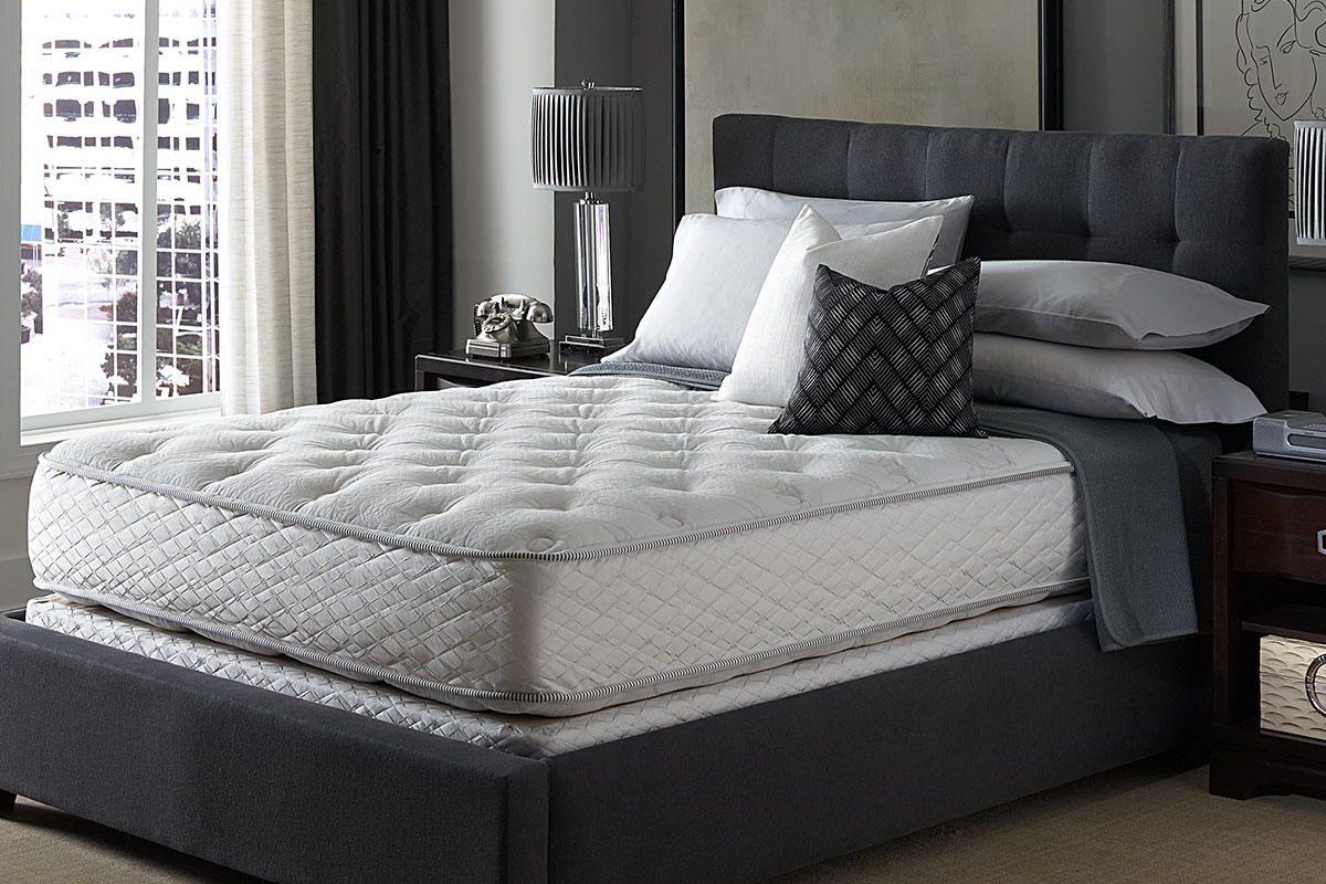 Image of: Modern Full Size Mattress and Box Spring