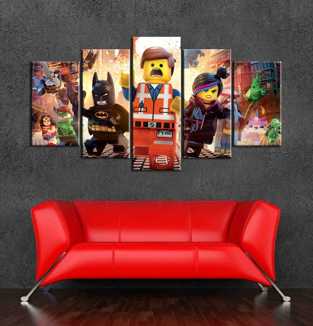 Modern Wall Decor Kids