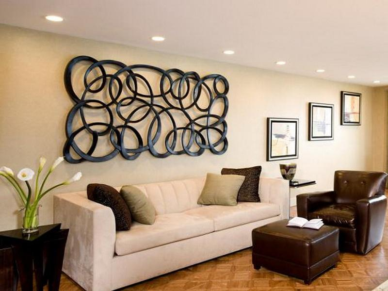 Modern Wall Decor Living