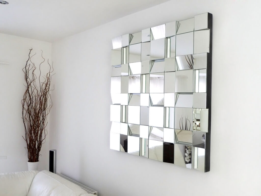 Modern Wall Decor Mirror