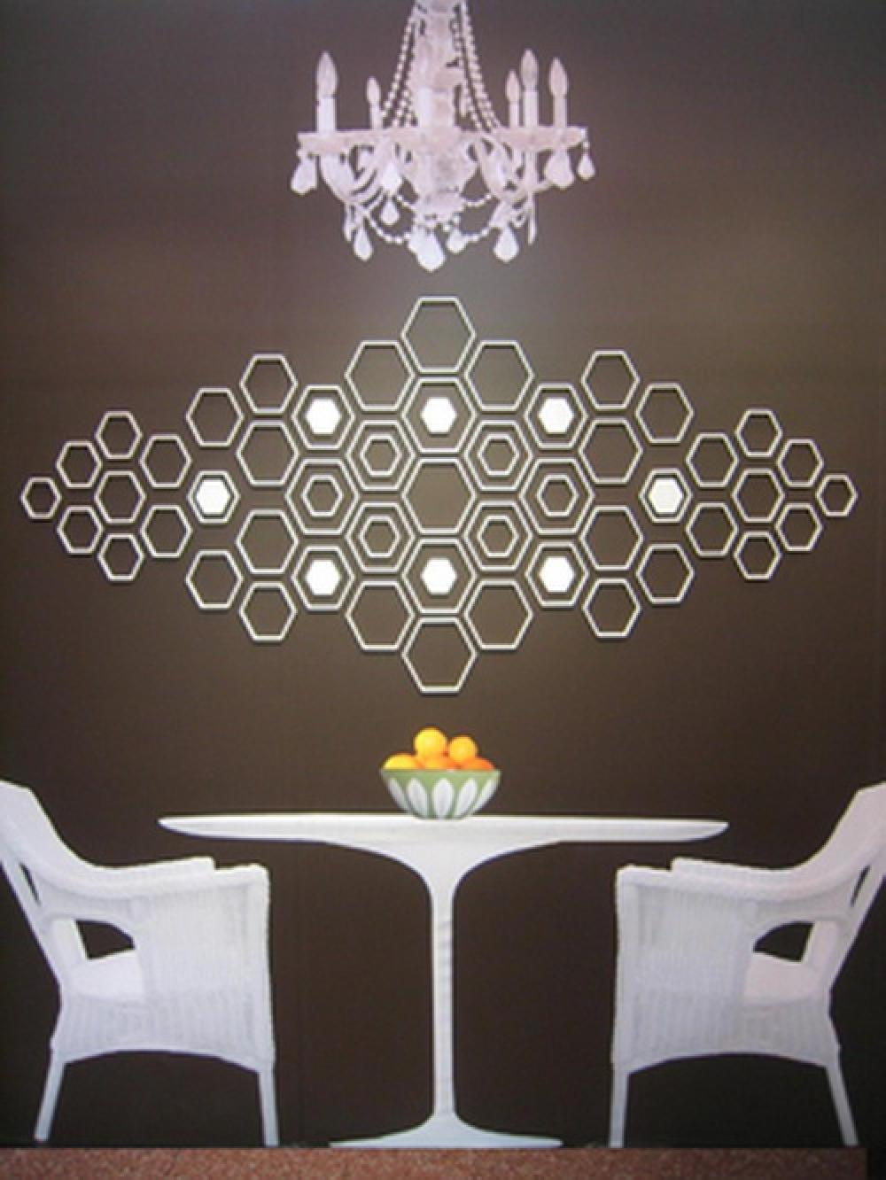 Modern Wall Decor White
