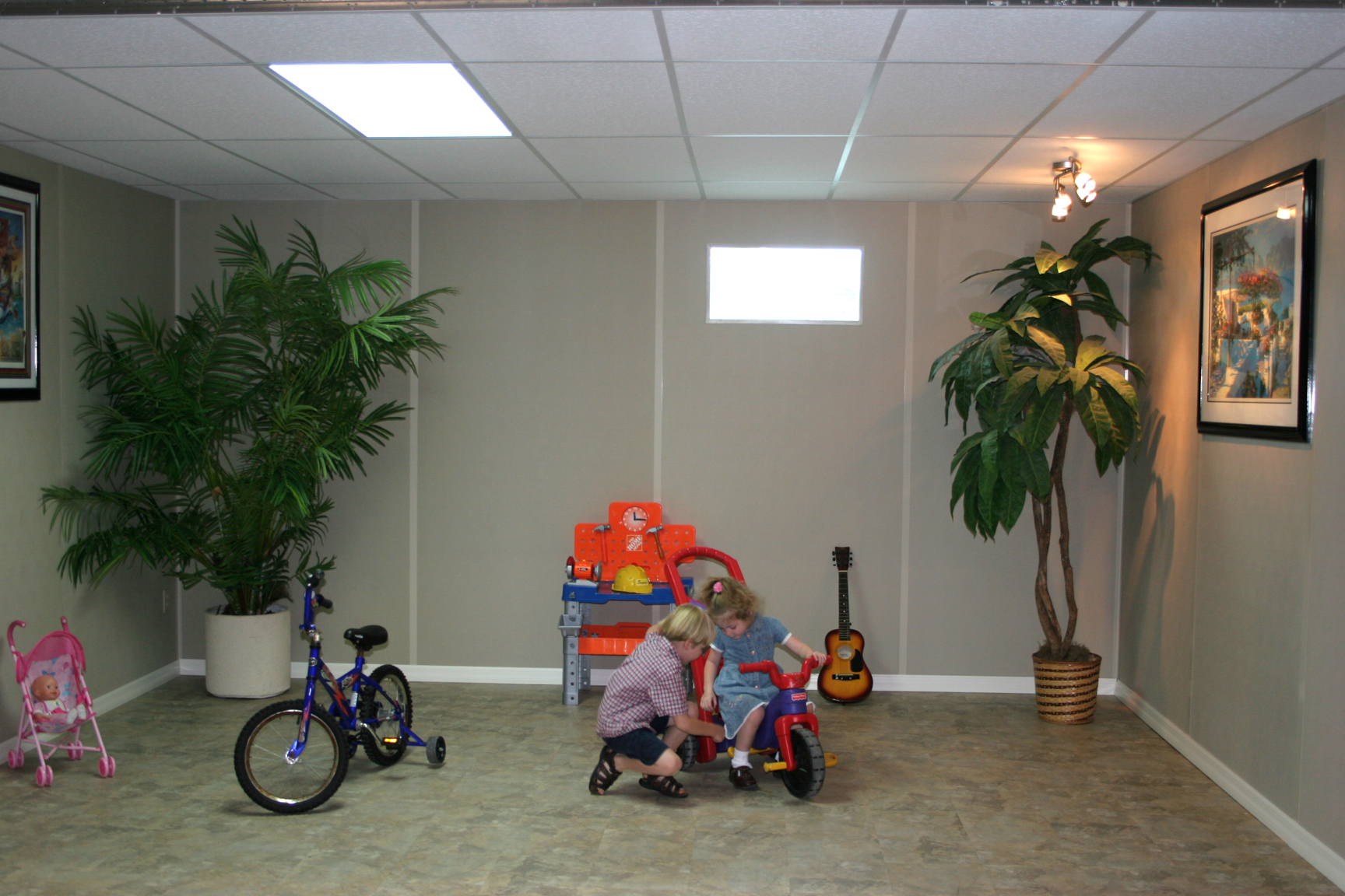 Picture of: New Basement Wall Panels