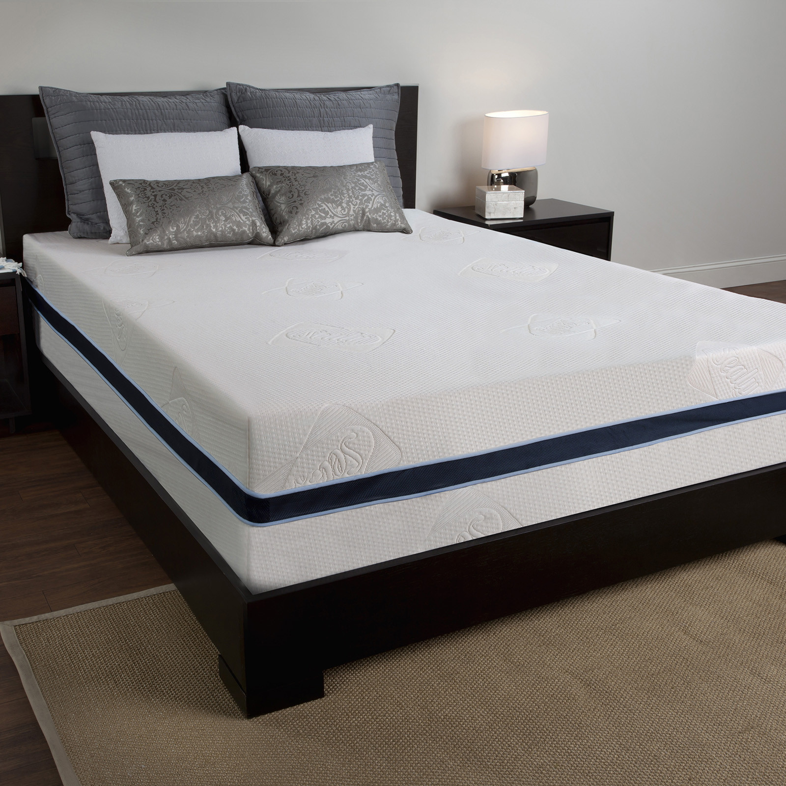 New King Size Memory Foam Mattress