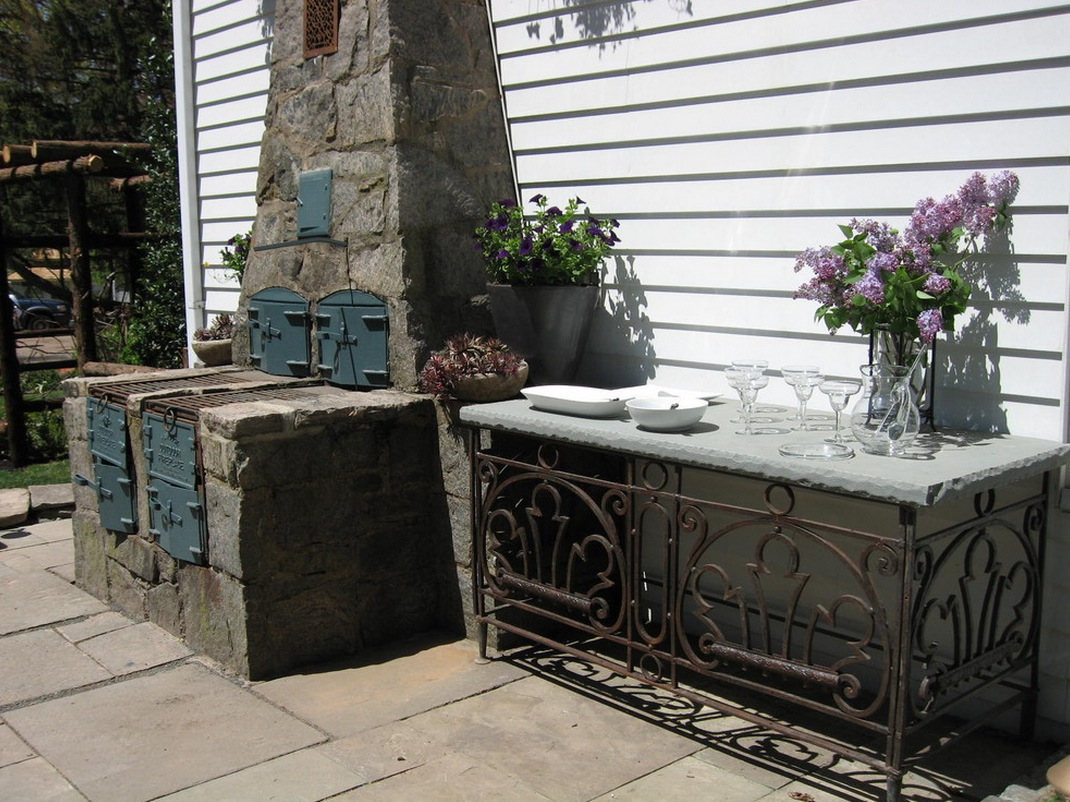 Image of: Outdoor Home Wall Decor Gallery